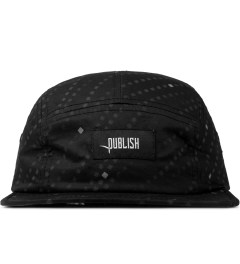 Publish Black Gibson 5-panel Cap Picture