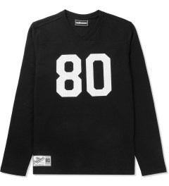The Hundreds Black Rundown L/S T-Shirt Picture