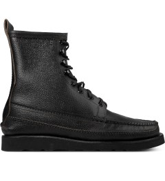 Yuketen SG Black Maine Guide DB Boots Picture