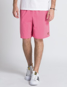 Odd Future Pink OF Donut Shorts Picture