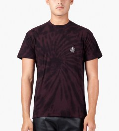 10.Deep Burgundy New Standard T-Shirt Model Picutre