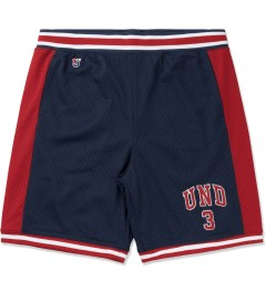 Undefeated Blue UND 3 Mesh Shorts Picture