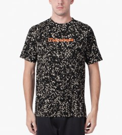 Odd Future Black Mellowhype Screech T-Shirt Model Picutre