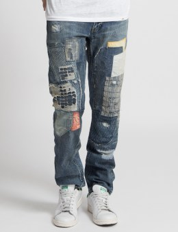 FDMTL Selvedge Hertiage Denim Case Study 11 Jeans Picture