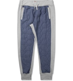 UNYFORME Heather Grey/Navy Cooked Up Axel Sweatpants Picture