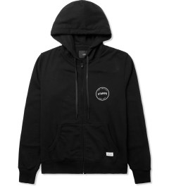 Stampd Black Stampd Seal Zip Up Hoodie Picture