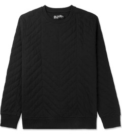 Blood Brother Black Shelf Sweater Picutre