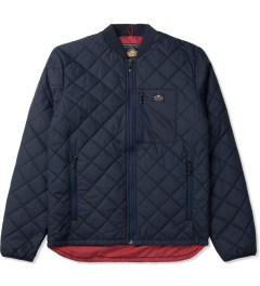 Penfield Navy Kasota Quilted Layer Jacket Picture