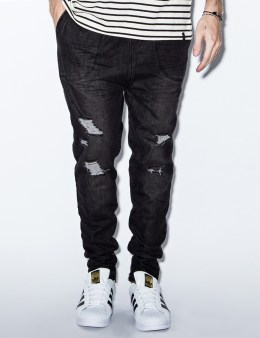 i love ugly. Black Denim Zespy Pants Picture