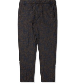Uniforms for the Dedicated Navy/Copper Jaquard Illusions Gardan Pants Picture