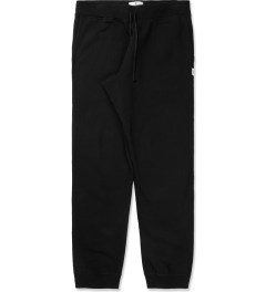 Reigning Champ Black RC-5037 Heavyweight Terry Pull On Sweatpants Picture