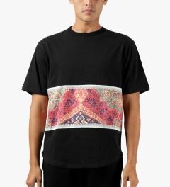 Black Scale Black Ban Religion T-Shirt Model Picutre
