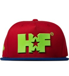 Hall of Fame Red All Star Snapback Picutre