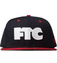 FTC Navy New Era Snapback Cap Picutre