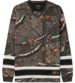 10.DEEP Hunting Camo 95 Mesh Jersey Picture