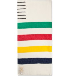 Hudson's Bay Company Multistripe Point Blanket (Queen) Picture