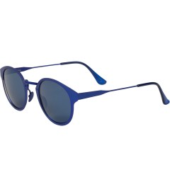 Études Studio RETROSUPERFUTURE x Etudes Panama Super World Talk Sunglasses Model Picture