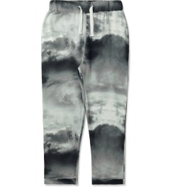 Tourne de Transmission White/Black/Grey Storm Pants Picutre