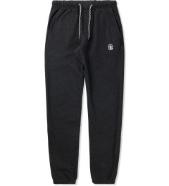 Rockwell by Parra Black Horse Face Sweatpants Picutre