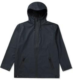 RAINS Blue Breaker Jacket Picture