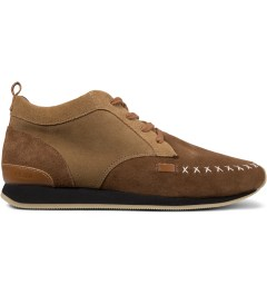 VEJA Starcow X Veja Pack Man Memory Suede Leather Shoes Picutre