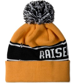 Raised by Wolves Yellow Bruno Toque Beanie Picture
