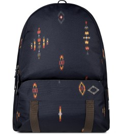 BLC Navy Navajo Print Civitas Backpack Picture
