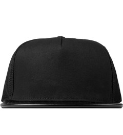 Stampd Black Mesh Side Panel Snapback Cap Picture