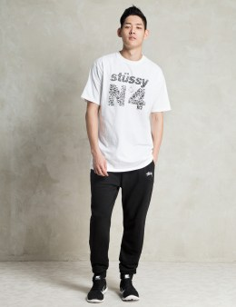 Stussy Black French Terry Pants Picture