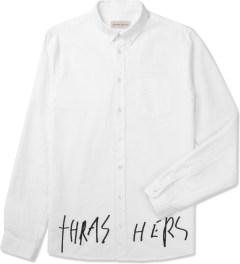 Libertine-Libertine White/Black Grill Hunter Thrasher Shirt Picture