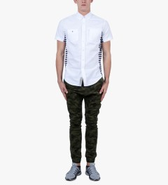 ZANEROBE Camo Sureshot Chino Pant Model Picture