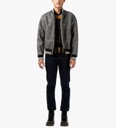 Henrik Vibskov Cayenne Roundneck Sweater Model Picutre