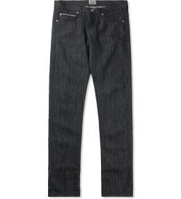 Naked & Famous Charcoal Selvedge Skinny Guy Jeans Picture