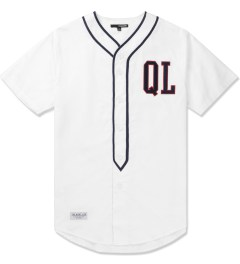 The Quiet Life White QL Baseball Jersey Picutre