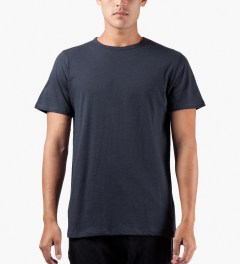 A.P.C. Marine Broderie T-Shirt Model Picture