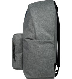Medicom Toy EASTPAK x Medicom Toy Heather Grey New York City Backpack Model Picture