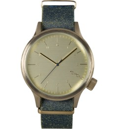 KOMONO Vintage Blue Magnus Watch Picture