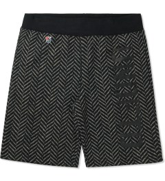 Undefeated Black HB Sweatshorts Picutre