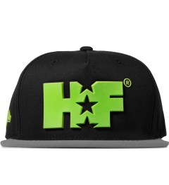 Hall of Fame Black All Star Snapback Picutre