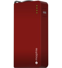 mophie Red Power Reserve Lightning Power Station (2nd Generation) Model Picutre