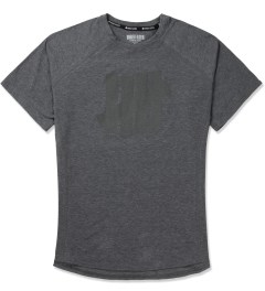 Undefeated Dark Grey Heather Technical II S/S T-Shirt Picture