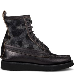 Yuketen Black Camo Maine Guide Boots Picture