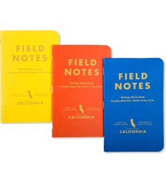 Field Notes California County Fair Model Picture