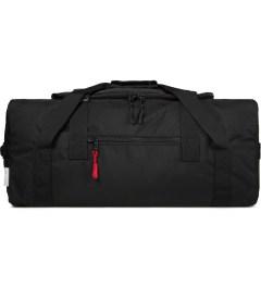 DSPTCH Black Weekender Duffle Bag Picutre