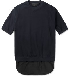 3.1 Phillip Lim Midnight Tail Pullover S/S Shirt Picutre