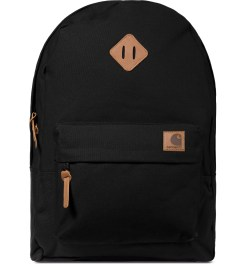 Carhartt WORK IN PROGRESS Black/Black Miller Backpack Picutre