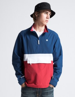 Stussy Navy Popover Jacket Picture