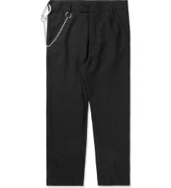 Matthew Miller Black Marlboro Cropped Pants Picture
