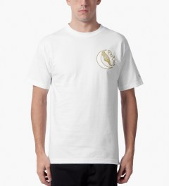 Hall of Fame White Wings T-Shirt Model Picture