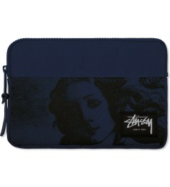 Stussy Blue World Tour iPad Mini Sleeve Case Picture